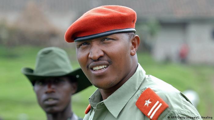 Kriegsverbrecher Bosco Ntaganda