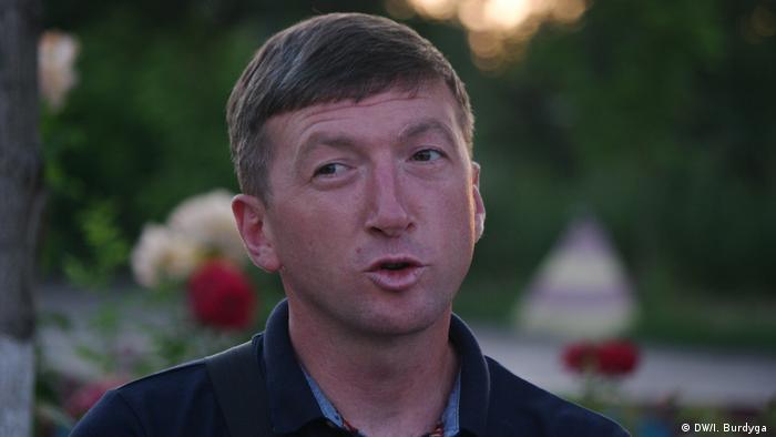 Голова військово-цивільної адміністрації Зайцевого Володимир Весьолкін