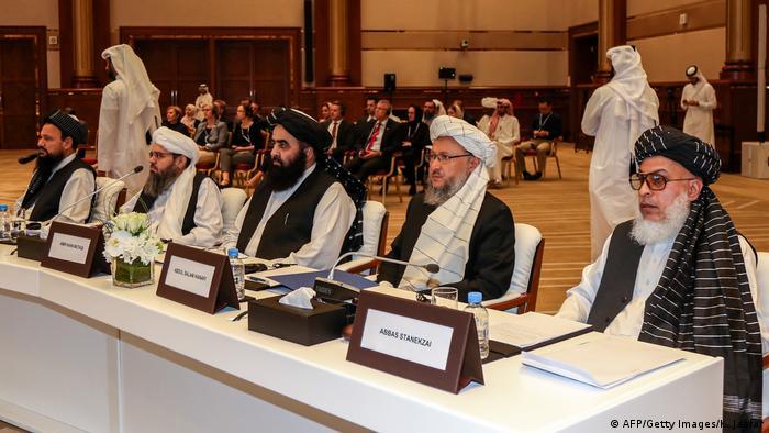 Katar   Friedenskonferenz Afghanistan