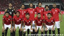 Afrika-Cup 2019 | Nationalmannschaft Ägypten