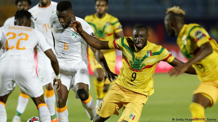 Afrika-Cup 2019   Efenbeinküste - Mali