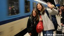 Europe by train Giulia Saudelli Luisa von Richthofen