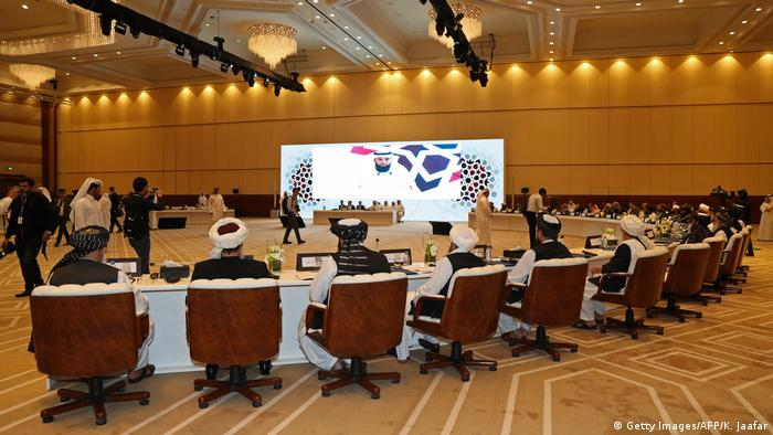 Intra-Afghan dialogue in Doha on July 7, 2019