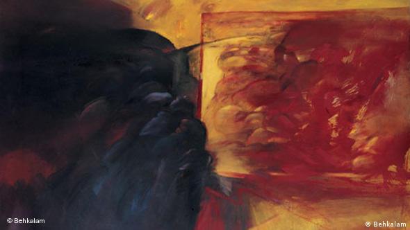 Flash - Galerie Licht am Ende der Nacht von Akbar Behkalam