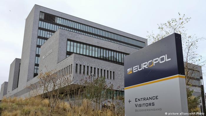 Den Haag Europol Zentrale