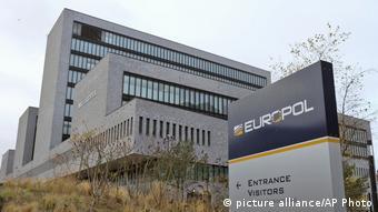 Den Haag Europol Zentrale (picture alliance/AP Photo)