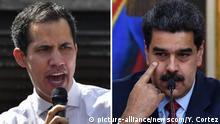 Venezuela Juan Guaido Nicolas Maduro