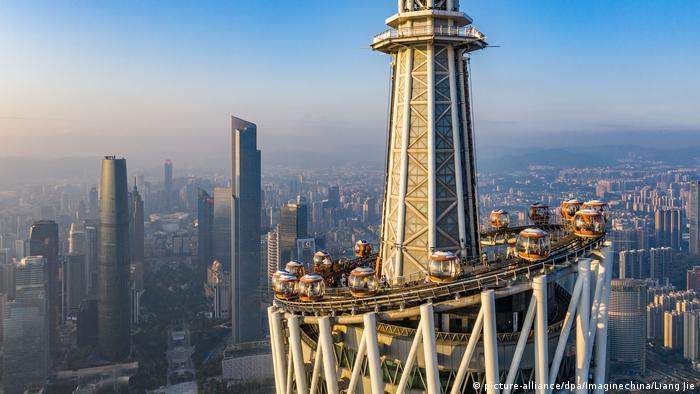 Canton Tower China Guangzhou