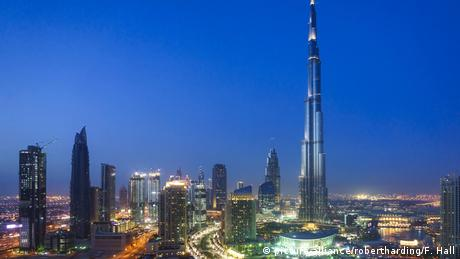 Aussichtsplattformen dieser Welt Burj Khalifa and Downtown Dubai (picture-alliance/robertharding/F. Hall)