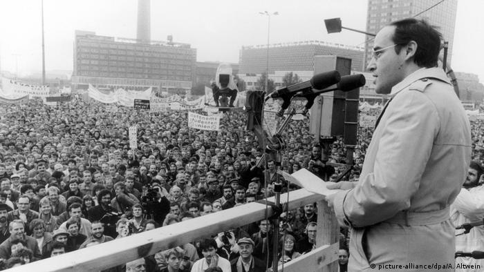 Gregor Gysi 1989. godine: reformator, ne revolucionar