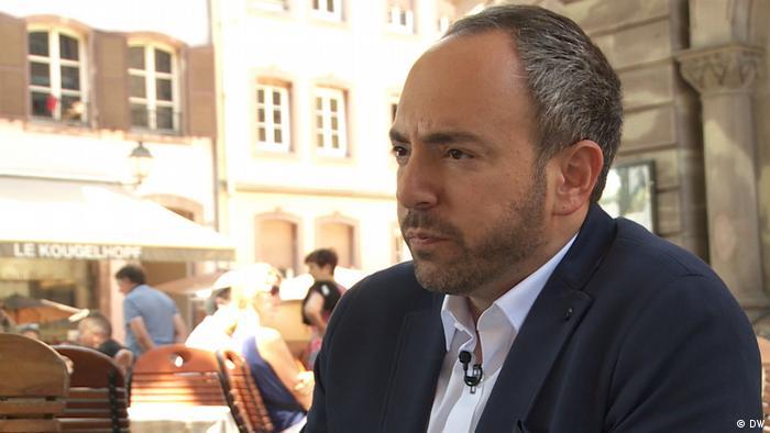 Interview mit Sergey Lagodinsky