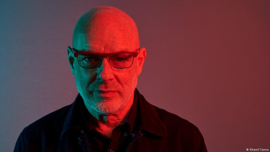 """Brian Eno: """"Die Apollo-Missionen waren ein Kunstwerk"""""""