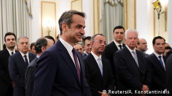 H σημερινή κυβέρνηση υπό τον Κυριάκο Μητσοτάκη