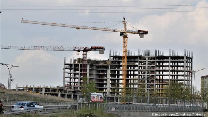 Інфляція в Туреччині призвела до кризи на ринку нерухомості