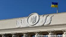 Ukraine Parlament Werchowna Rada