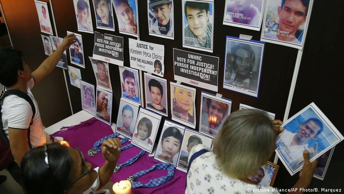 HRW yakin situasi di Filipina akan memburuk