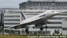 Frankreich Flughafen Charles de Gaulle