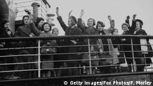 Berlin Juden Kindertransporte nach London