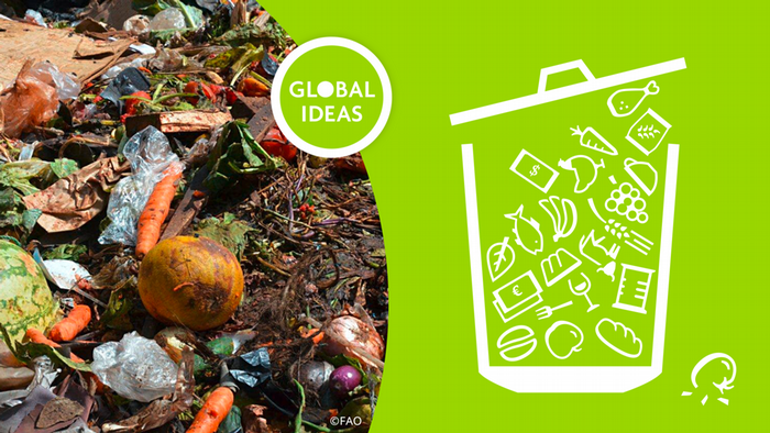 DW Global Ideas Lernpaket #4 Lebensmittel (Pictureteaser)