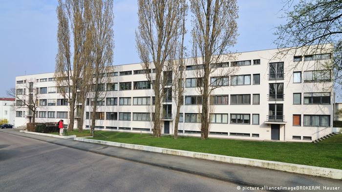 Conjunto residencial Weissenhofsiedlung, em Stuttgart