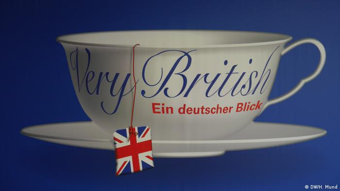 The Very British - a German Point of View exhibition at Haus der Geschichte in Bonn