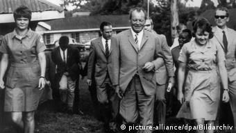Βίλυ Μπραντ, ο πρώτος σοσιαλδημοκράτης καγκελάριος στην ιστορία της Ομοσπονδιακής Γερμανίας
