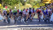 Tour de France 2019 | 04. Etappe | Reims - Nancy (picture-alliance/dpa/Roth/Augenklick)