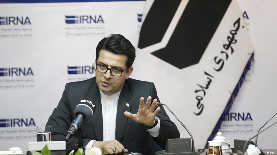 Abbas Moussawi, Sprecher des iranischen Außenministeriums