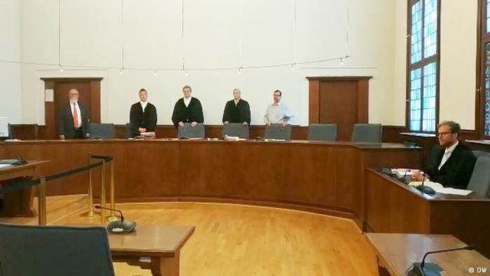 Суд над Алексом Д. у Дортмунді