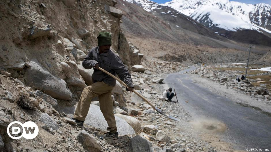 India-China tensions drive Ladakh infrastructure overhaul