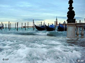 Venice scientists say high water events are increasing