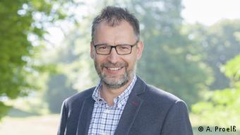 Alexander Proelß - Professor für Öffentliches Seerecht/Seevölkerrecht