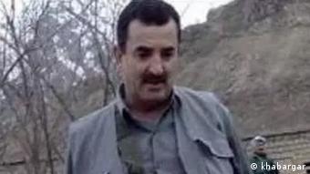 سرهنگ پاسدار حاصل احمدی، در حمله مسلحانه دیروز در پیرانشهر کشته شد