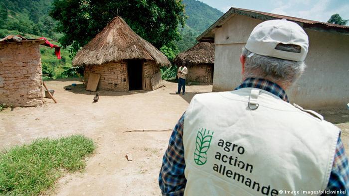 Entwicklungszusammenarbeit | Deutschland | Welthungerhilfe | Demokratische Republik Kongo (imago images/blickwinkel)
