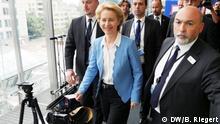 EU-Kommisionspräsidentschaft   Ursula von der Leyen   Brüssel