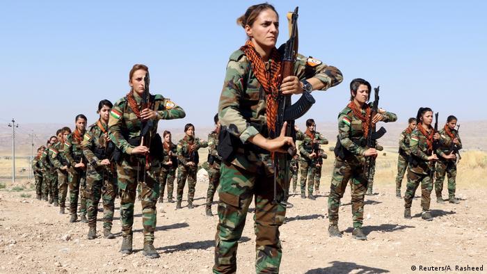 حمله موشکی سپاه پاسداران به پلنوم حزب دمکرات کردستان در شهریور سال ۱۳۹۷ حداقل ۱۵ کشته و نزدیک به ۴۰ نفر زخمی برجای گذاشت. حمله موشکی به مقر احزاب کرد ایرانی همزمان با اعدام سه تن از زندانیان کرد در رجاییشهر انجام شد.