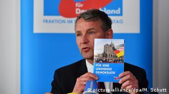 Thüringer AfD-Landtagsfraktion Björn Hocke