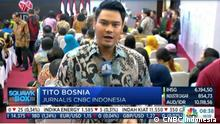 Tito Bosnia, CNBC-Reporter