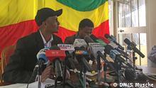 Äthiopien Addis Abeba Eskinder Nega PK