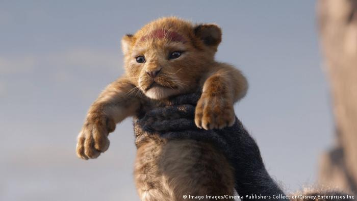 """Scena iz novog Diznijevog filma """"Kralj lavova"""""""