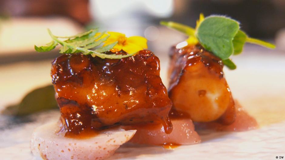 Innovative Gourmet Chef Anthony Sarpong