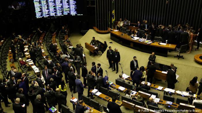 Brasilien Abgeordnetenkammer (Fabio Rodrigues Pozzebom/Agência Brasil)