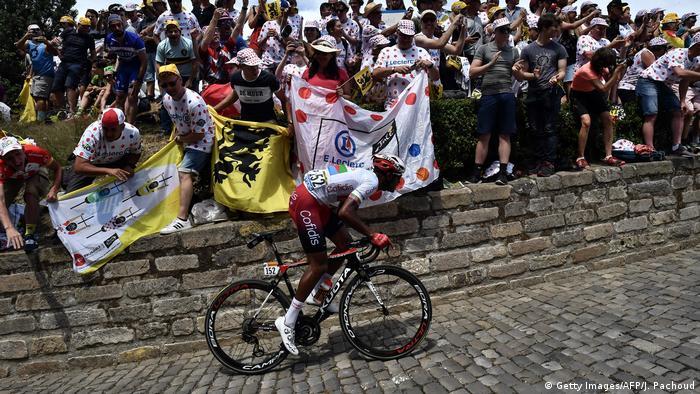 Natnael Berhane: ′A Tour de France stage win would change my