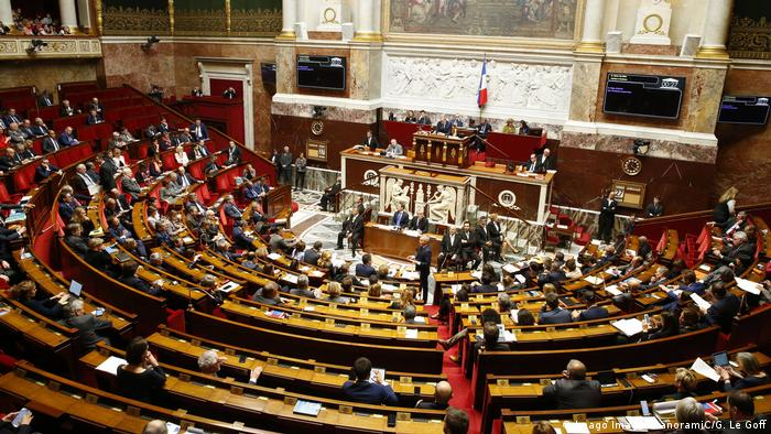 Французское Нацсобрание