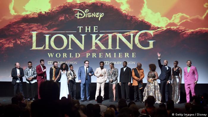 König der Löwen Weltpremiere Los Angeles (Getty Images / Disney)