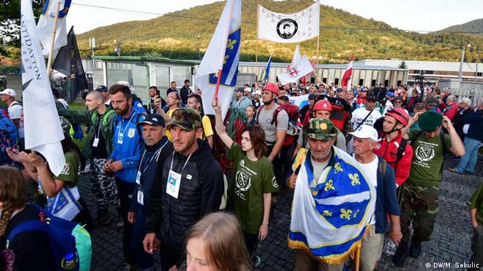 Srebrenica 2019 24 Jahre seit Genozid