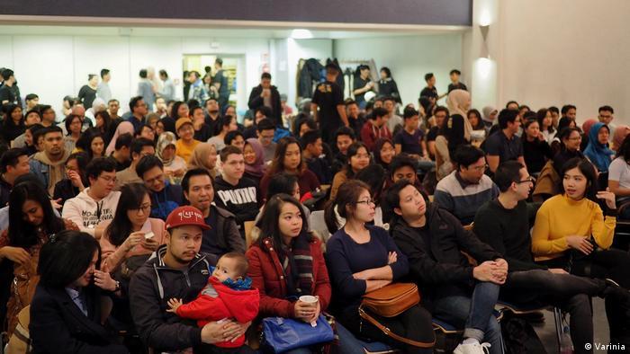 Aktivitäten indonesischer Studentenvereinigung in Deutschland
