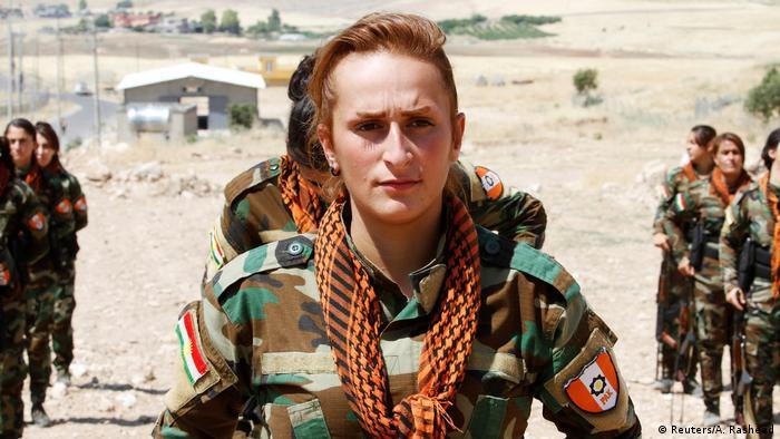 اعضای حزب آزادی کردستان ایران (پآک) چند صد نفر برآورد میشوند و در کنار پیشمرگههای کرد عراق زیر نظر وزارت پیشمرگه اقلیم کردستان فعالیت میکنند.