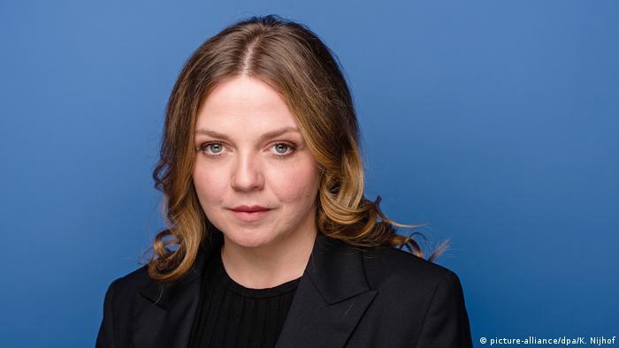 Sängerin Annett Louisan (picture-alliance/dpa/K. Nijhof)