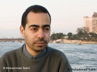 محمد صحلی نویسنده و بلاگر